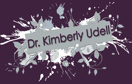 Dr Kimberly Udell Text Logo
